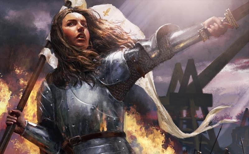 Image result for saint joan of arc war