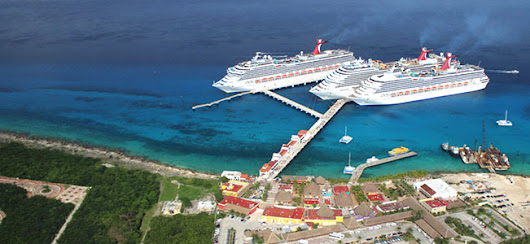 New Visitor Record For Cozumel
