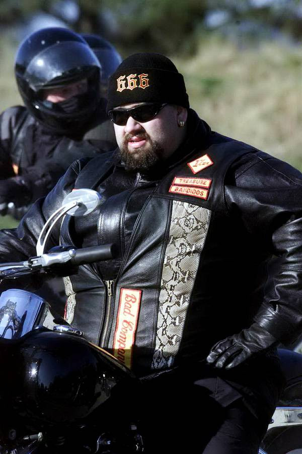 Bandidos-medlemmet 'Big Mac' blev 42 år - han blev slået og døde på et værtshus. Foto: Søren Jensen