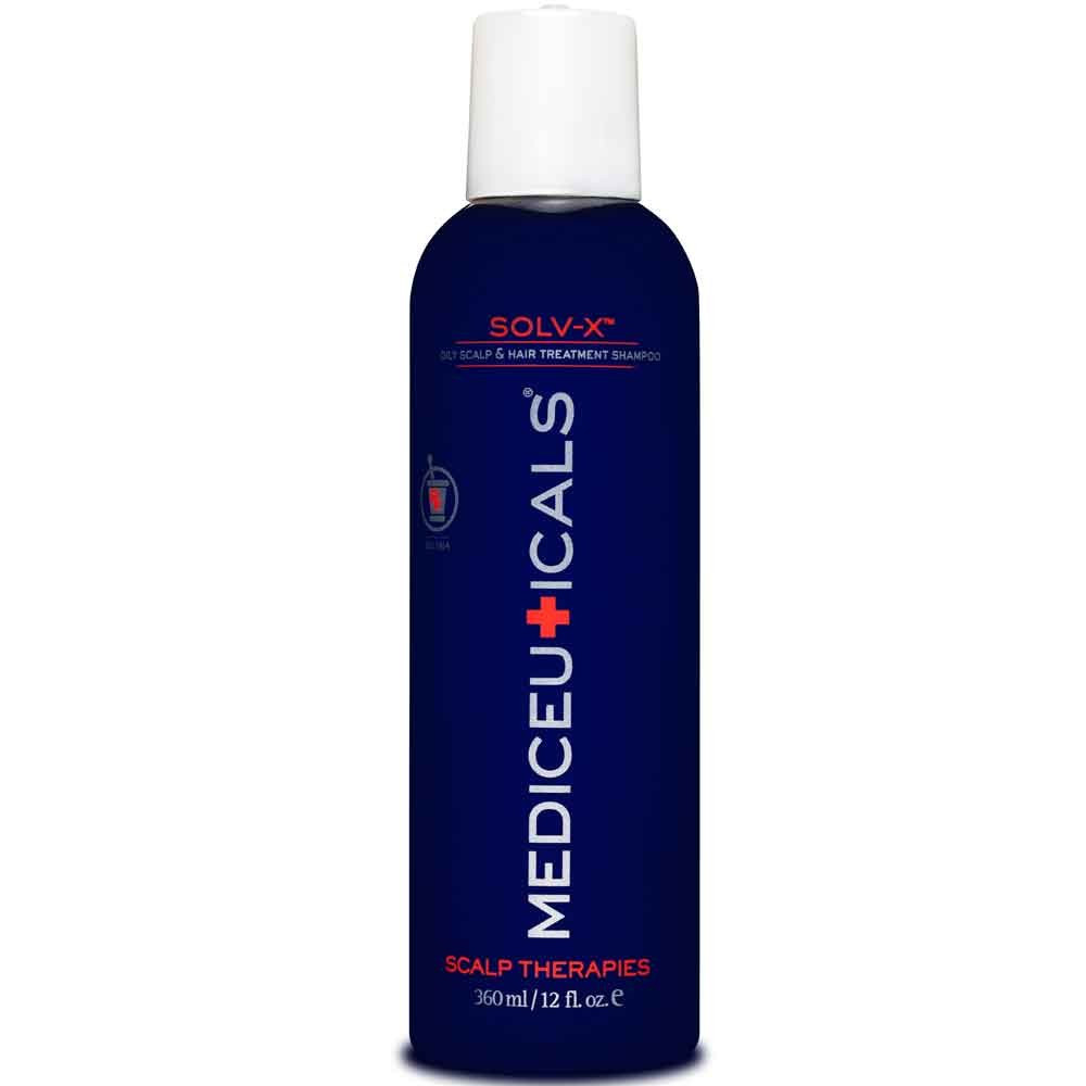 Mediceuticals SolvX Oily Scalp \u0026 Hair Treatment Shampoo 360 ml g\u00fcnstig kaufen  HAGEL Online Shop