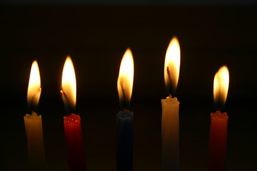 Chanukah: Turning Darkness into Light - Shirat Miriam