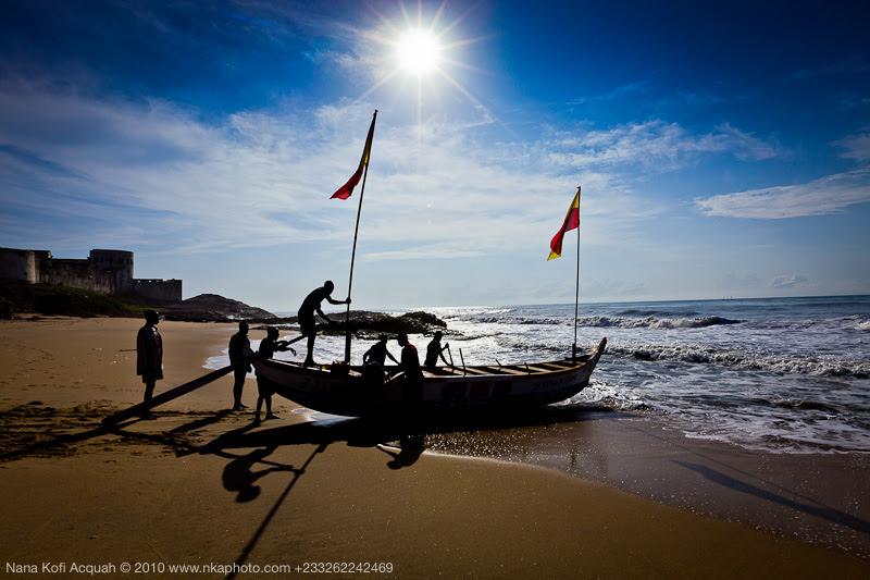 Fishermen's morning