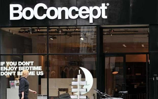 3i buys Danish furniture retailer BoConcept in £166m deal