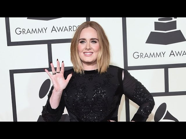 Adele 50 pound weight loss wows Grammys: Vegetarian diet ...