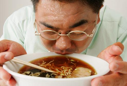 Image result for eating hot foods