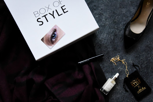 Unboxing for Box of Style Fall 2018 | Reveal + Review