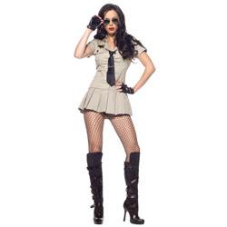 Costume - Sexy sheriff costume (L)