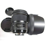 Sigma 50mm F1.4 DG HSM Art Lens for Nikon Cameras - Fixed - International Version