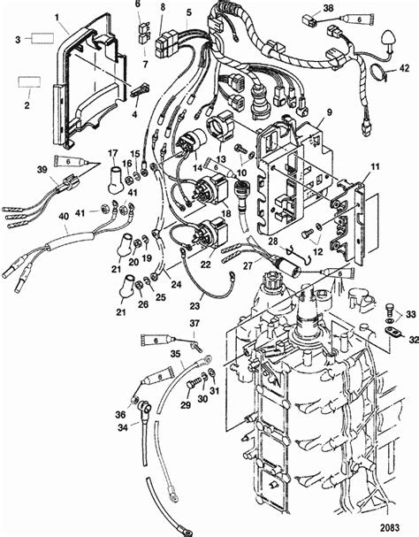 Mercury Marine 75 HP (4-Stroke) (Bodensee) Electrical