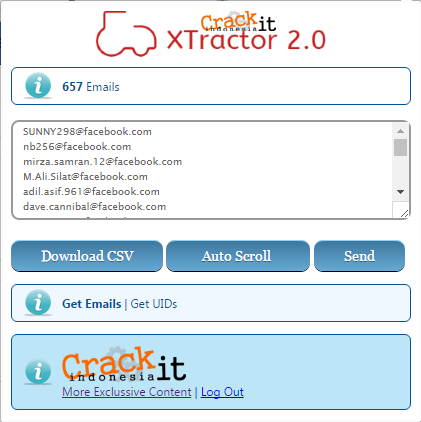 XTRACTOR v2.30 PRO Cracked - Crackit Indonesia