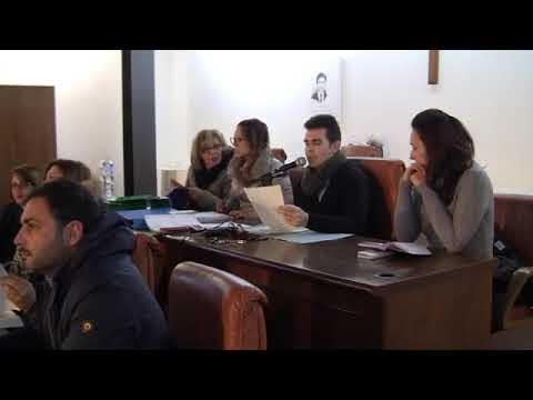 Siculiana, Video Consiglio Comunale del  24 gennaio 2019