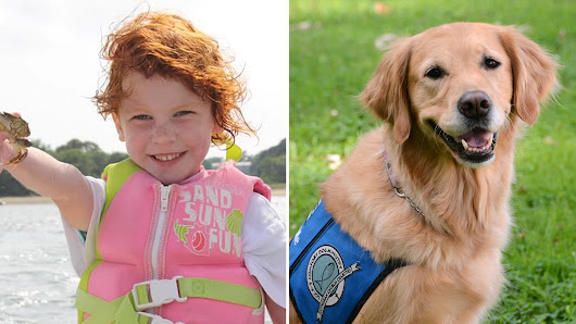 'More good in the world than bad': Sandy Hook family to honor comfort dog Ruthie