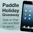 Win an iPad mini and $500 to spend in Paddle's Holiday Giveaway!