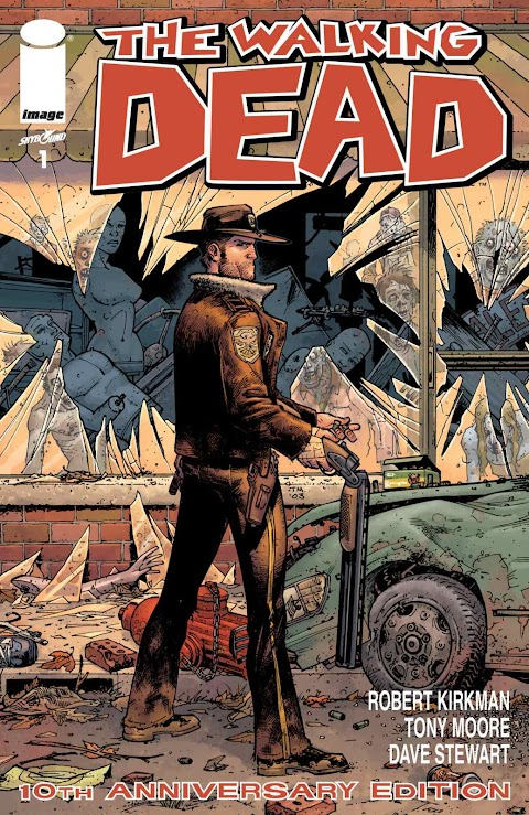 Comic The Walking Dead Read Online