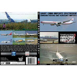Shanghai Pudong & Hongqiao China Airports Spectacular - First A380 DVD