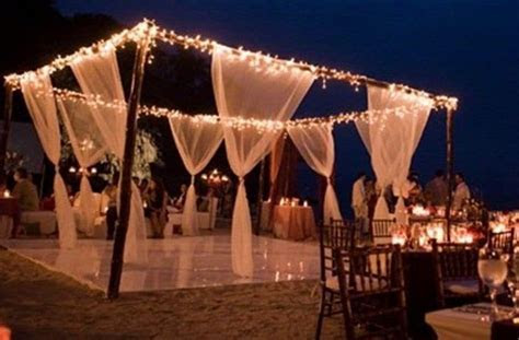outdoor wedding lighting best photos   Page 2 of 2   Cute