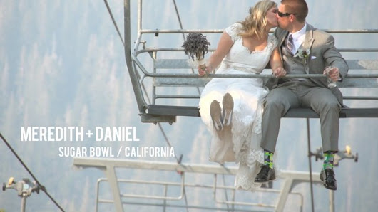 Meredith + Daniel // Sugar Bowl California