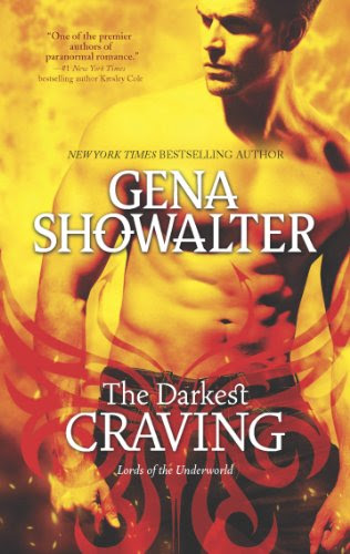 The Darkest Craving (Lords of the Underworld) by Gena Showalter
