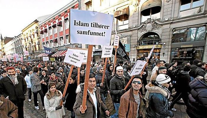 Islam In Norway: Real Americans Defend Israel: Norwegian Muslim Terrorist's