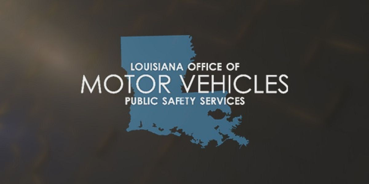 Louisiana Office of Motor Vehicle to reopen statewide ...