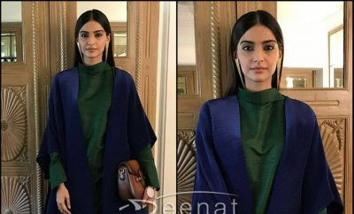 Sonam Kapoor in Payal Khandawal Bollywood Designer Wear