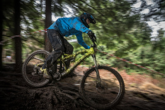Race Report: Woodlands Winter DH Series 2018, Round 3