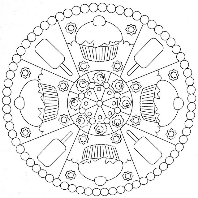 mandala coloring pages free coloring pages 43