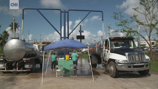 Puerto Ricans drink water from a hazardous-waste site - CNN