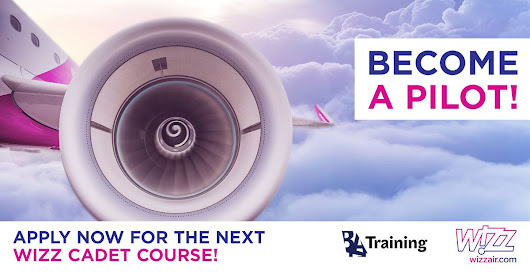 Are you a future Wizz Air pilot? Join the Cadet Programme!