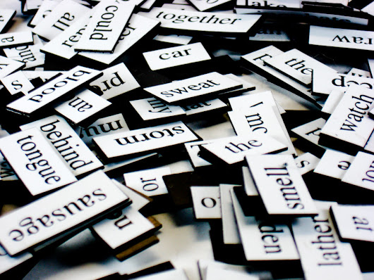 Writing Tip: How to pick the right words - The Word Factory