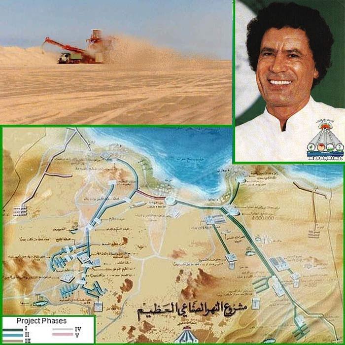 """""""...ГОРЕТЬ ВАМ В АДУ !..."""" - ...о пророческом предупреждении Каддафи европейцам"""