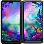LG G8X ThinQDual Screen - 128 GB - Black - Unlocked - CDMA/GSM