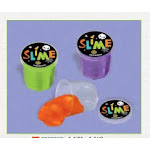 Amscan 3900240 Halloween Slime Favors - Pack of 4