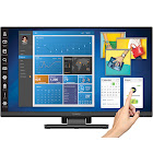 "Planar Helium PCT2435 - 24"" Touchscreen IPS LED Monitor - FullHD"