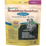 Ark Naturals Breathless Brushless Toothpaste for Dogs - 18 oz, L