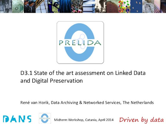 D3.1 State of the art assessment on Linked Data and Digital Preserv...