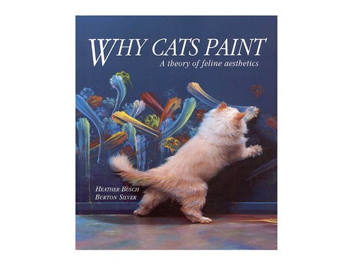 w2sp: Slide 3: Cats are artists