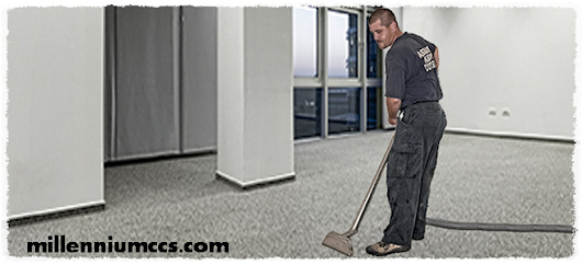 Save School Carpeting from Wear & Tear with Deep Cleaning - Millennium Commercial & Construction Cleaning Services