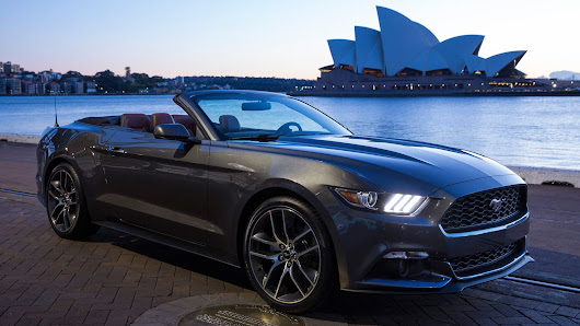 The Ford Mustang is the best-selling sports car in the world