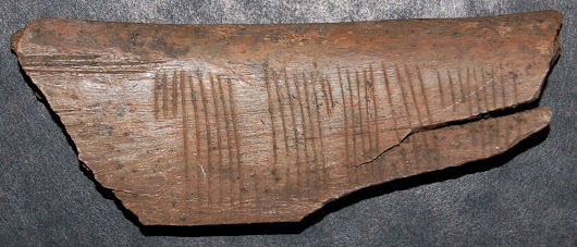 "900-Year-Old Coded Viking Message Carved on Wood Fragment Finally Solved, It Says ""Kiss Me"" 