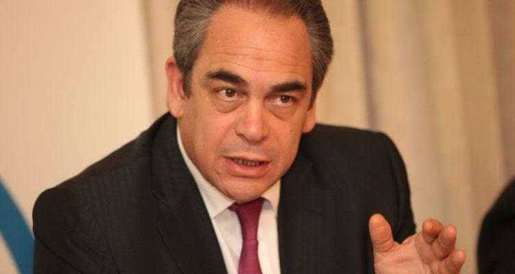 Έκτακτο: Η ΝΔ διέγραψε τον Μίχαλο,πρόεδρο του ΕΒΕΑ