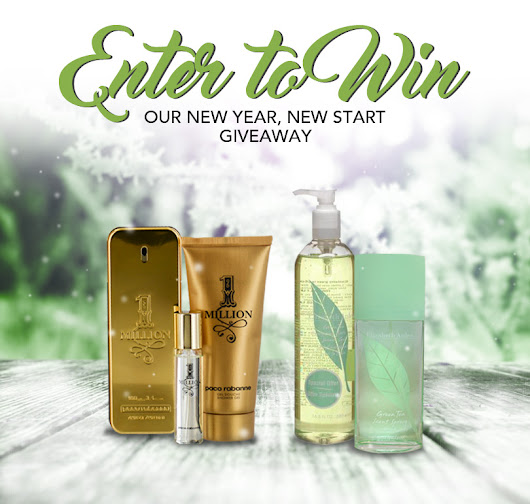 New Year, New You – Start the Year Off Right With A Relaxing and Rejuventating Fragrance Gift Set!