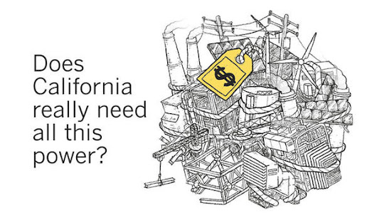 Californians are paying billions for power they don't need