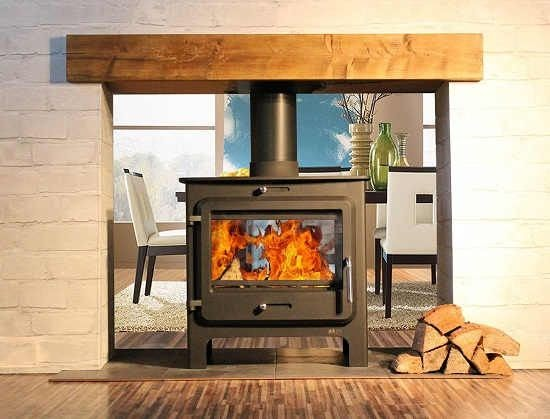 Trends For Double Sided Fireplace Design Ideas images