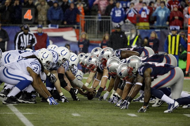 Dor de cabeça para os Patriots