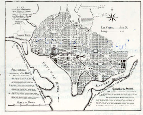 Rebuilding Place in the Urban Space: DC and the zoning