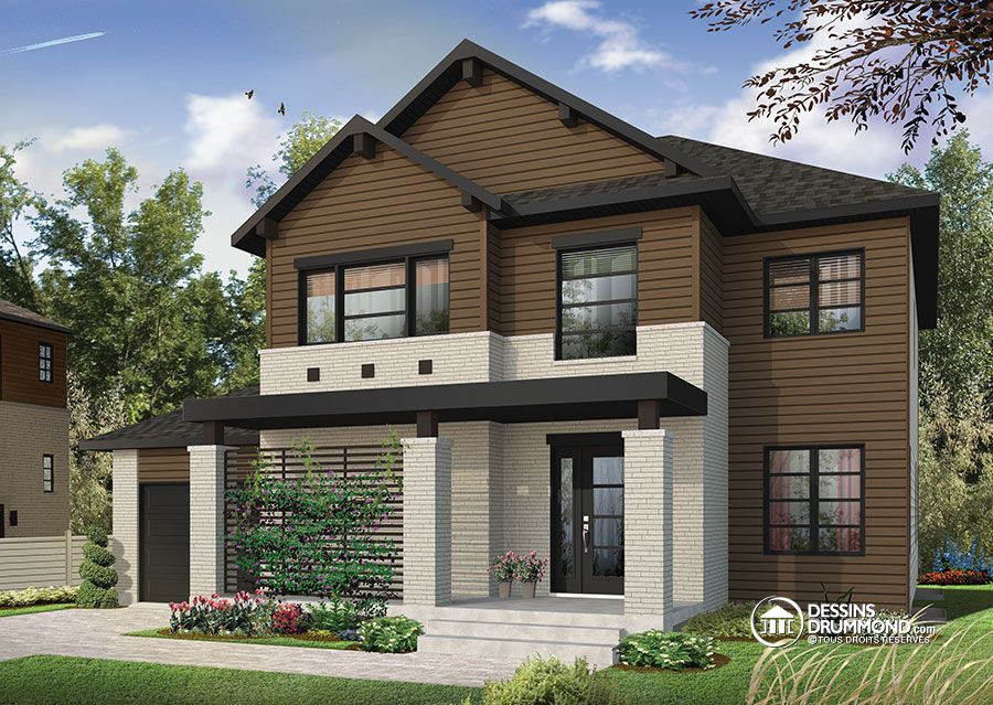 Beautiful Drummond House Plans 5 Plan House Plans Gallery Ideas