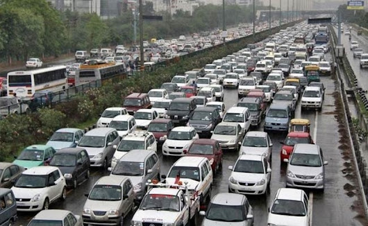 Delhi Police Apps Now Reward Users Who Report Traffic Violations
