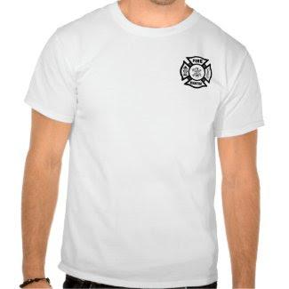 All Fire Rescue Apparel shirt