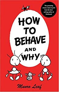 Cover of How to Behave and Why